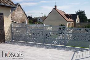 Motif A10© hosaiis clôture