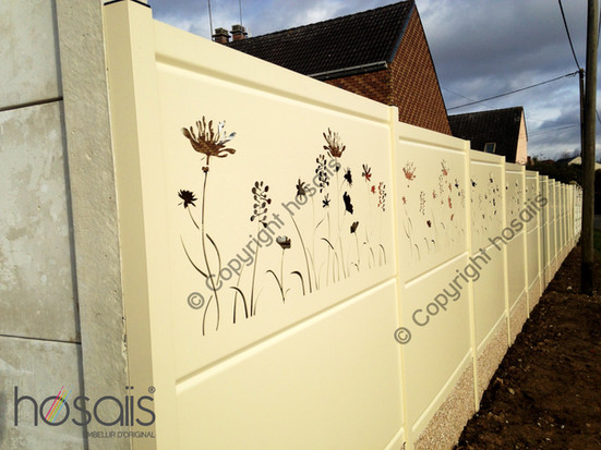 Motif A02© hosaiis clôture