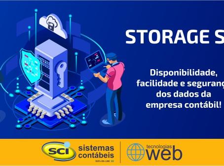 Storage SCI: sistema de backup automático nas nuvens