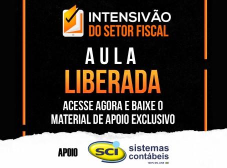 Intensivão do Setor Fiscal com o Professor Fellipe Guerra – Aulas Liberadas!