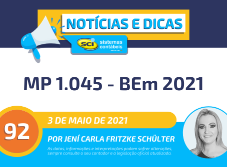 MP 1.045 - BEm 2021