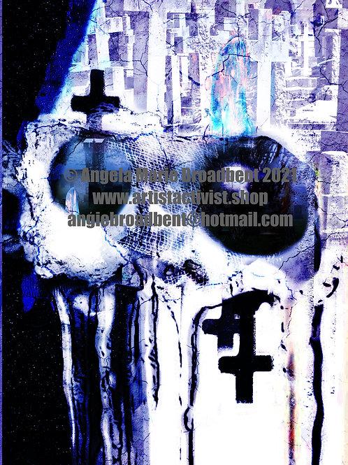 #3 Skull Ro-BOT jpg. SKU3# 013020213