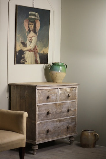 19th century Sun bleached drawers