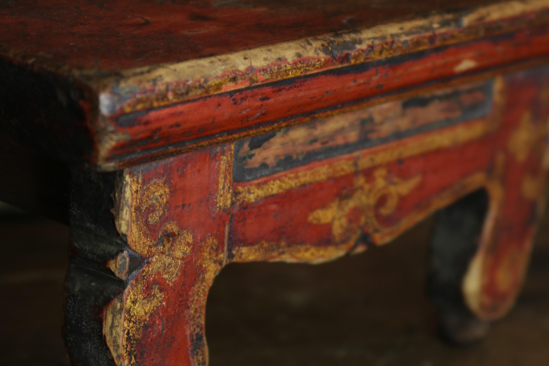 mongolia prayer table