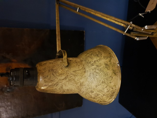 Herbert Terry lamp