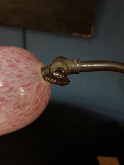 Antique Art nouveau lamp