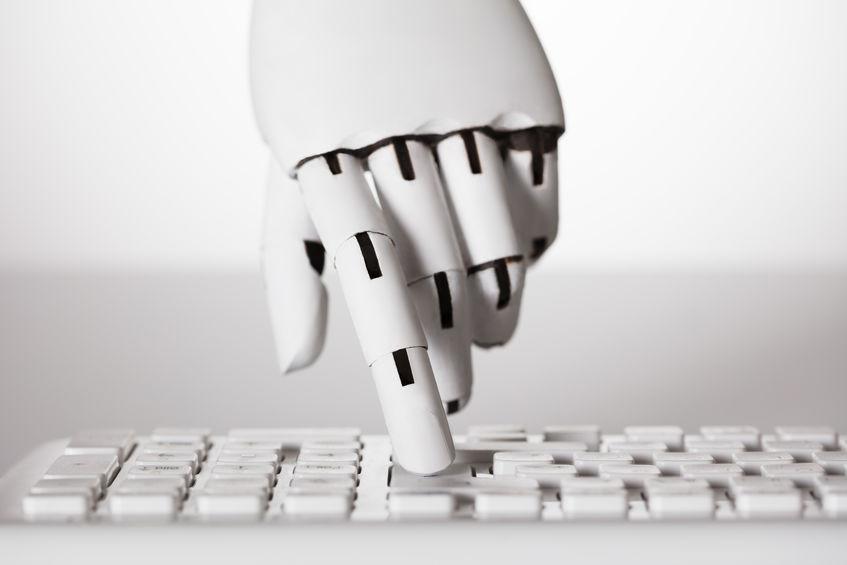 Robotic Accounting