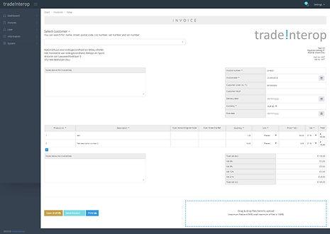 Screenshot_e-invoice_tradeinterop_portal