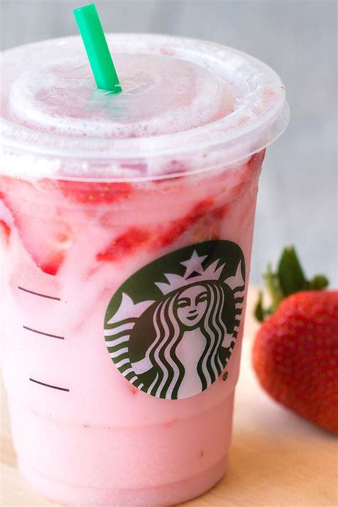 The Pink drink from Starbucks.