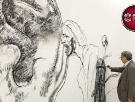 ARTE: MORTO ARMANDO DE STEFANO IL GRANDE PITTORE DEL GRUPPO SUD