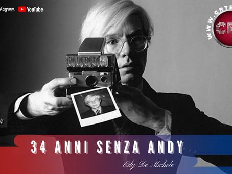 """""""Andy è vivo"""", dopo 34 anni"""