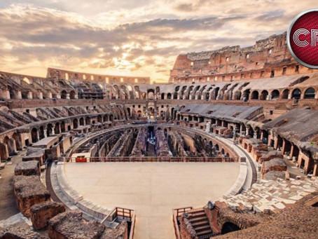 L'ARENA DEL COLOSSEO: UNA GRANDE SFIDA PER L'ITALIA.