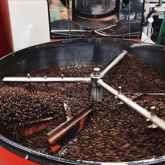 Fairfield Coffee Roaster | Candlewood Market