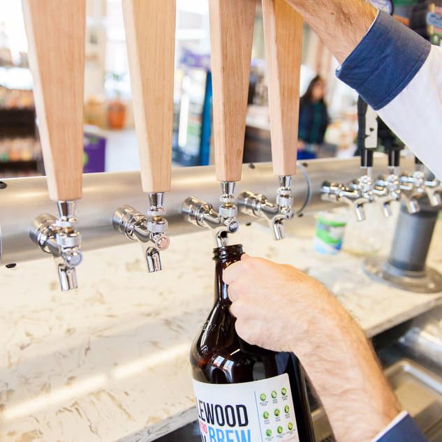 Nitro Cold Brew Coffee and Kombucha | Fairfield CT