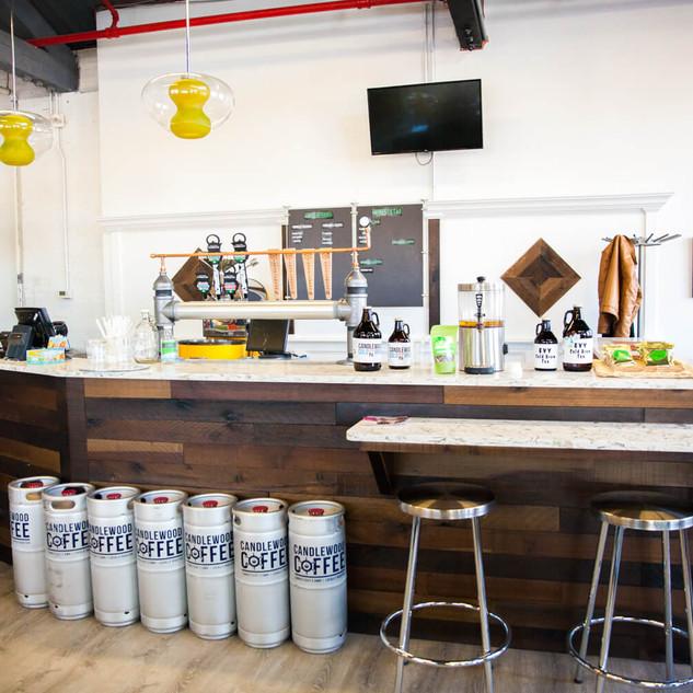 Fairfield CT Kombucha Bar | Candlewood Market