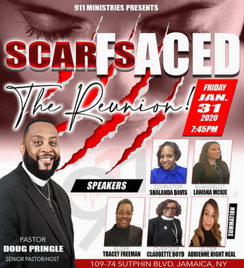911 Ministries - Scars Faced The Reunion