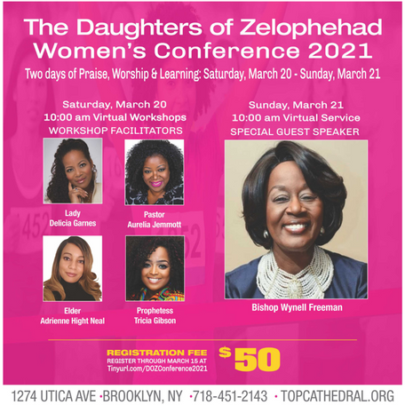 Tabernacle of Praise Women's Conference
