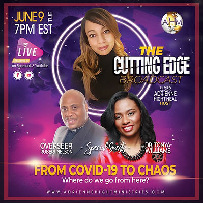The Cutting Edge Flyer - Tuesday 6-9-202