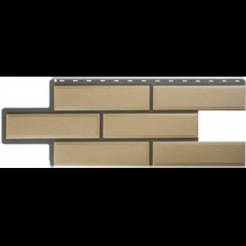 Фасадные панели Альта-Профиль, Камень Венецианский, слоновая кость