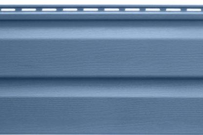 Премиум Канада-Плюс, акриловый сайдинг, синий