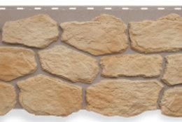 Фасадные панели Альта-Профиль, Камень Бутовый, Греческий