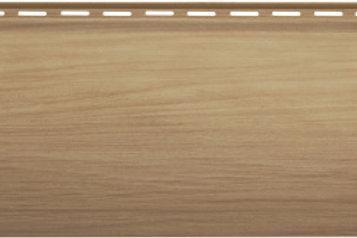 БЛОК ХАУС, виниловый (крашеный) сайдинг, Люкс ВH-1, Каштан