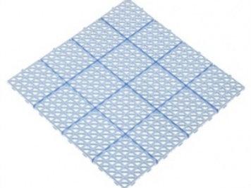 Универсальная решётка. Цвет голубой