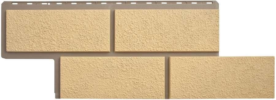 Фасадные панели Камень Неаполитанский