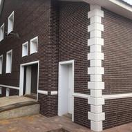 Фасадные панели Альта-Профиль_Кирпич Риж