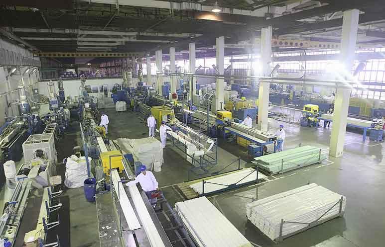 Оборудование, лицензии и технологии для производства винилового сайдинга