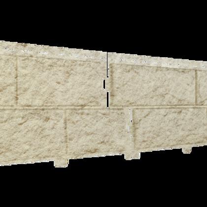 Фасадные панели Стоун Хаус Камень Ю-Пласт,Золотистый