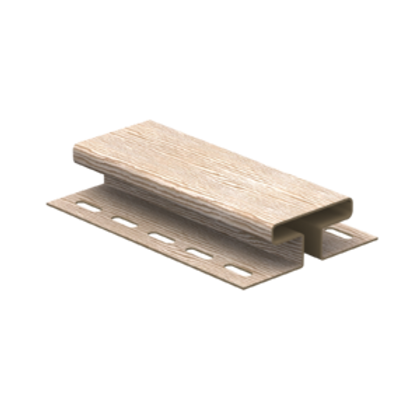 H-планка timberblock дуб, Ю-Пласт, натуральный