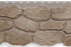 Фасадные панели Альта-Профиль, Камень Бутовый, Нормандский