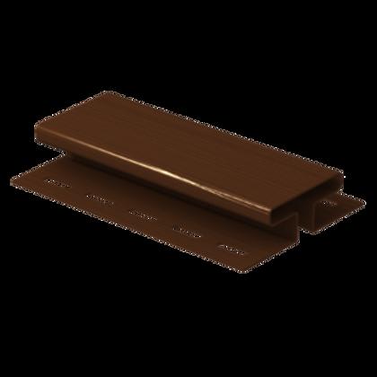 H-планка Классика, Ю-Пласт, коричневая