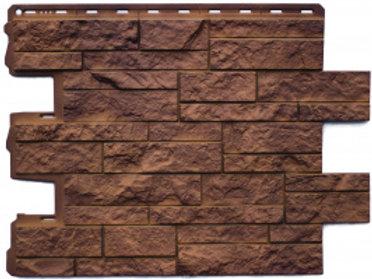 Фасадные панели Альта-Профиль, Камень Шотландский, Блэкберн