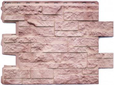 Фасадные панели Альта-Профиль, Камень Шотландский, Линвуд