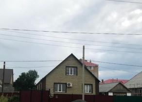 Еще один дом оделся в Оренбурге!!!