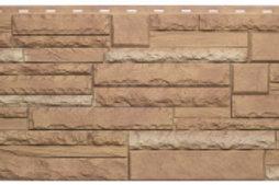 Фасадные панели Альта-Профиль, Скалистый камень, Памир комби