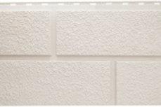Фасадные панели Альта-Профиль, Неаполь, белый