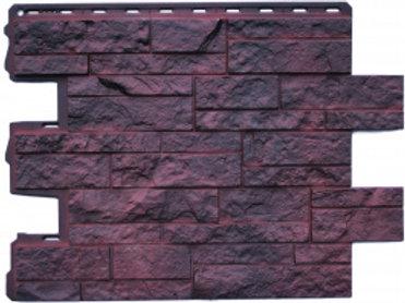 Фасадные панели Альта-Профиль Камень Шотландский, Глазго