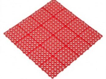 Универсальная решётка. Цвет красный