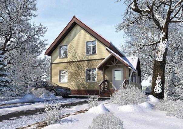 Дом Сайдинга Оренбург