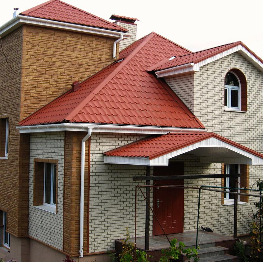 Сайдинг,фасадные панели,водосточная система,газонные решетки,дренажная система