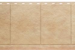 Фасадные панели Альта-Профиль, Фасадная плитка, Травертин комби