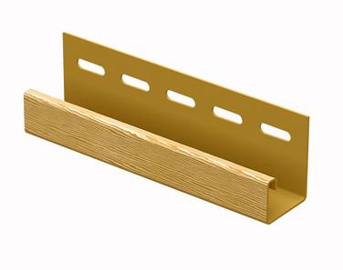 J-планка дуб золотой