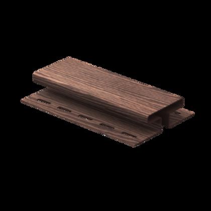 H-планка timberblock дуб, Ю-Пласт, мореный