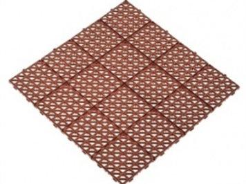 Универсальная решётка. Цвет коричневый