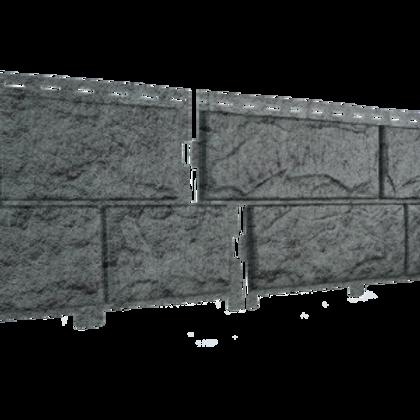 Фасадные панели Стоун Хаус Камень Ю-Пласт,Изумрудный