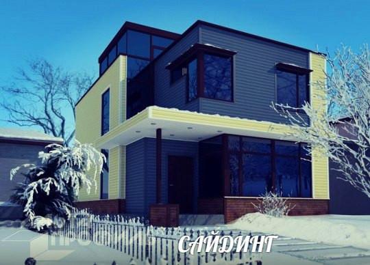 Сайдинг акриловый в Оренбурге | Дом Сайдинга