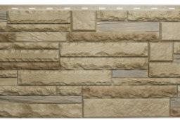 Фасадные панели Альта-Профиль, Скалистый камень, Альпы комби